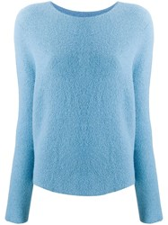 Christian Wijnants Kasima Sweater Blue