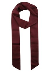 Filippa K Scarf Mulberry Bordeaux