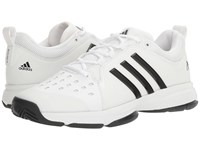 Adidas Barricade Classic Bounce Footwear White Core Black Men's Tennis Shoes Footwear White Core Black