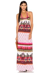 Sky Quenbya Dress Fuchsia