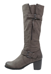 Tom Tailor Boots Lava Taupe