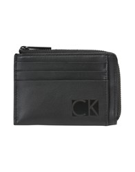 Calvin Klein Small Leather Goods Document Holders