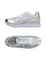 Lotto Leggenda Sneakers Silver