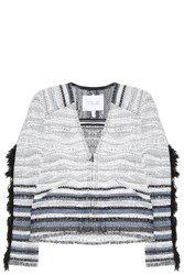 Derek Lam Fringed Jacket