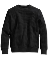 Sean John Quilted Sweater