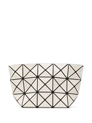 Issey Miyake Bao Bao Prism Make Up Bag Neutrals