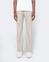 Acne Studios Ari Pop Trousers In Cord Beige