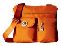 Baggallini Gold Sydney Papaya Handbags Orange