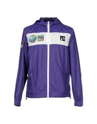 The Royal Pine Club Jackets Purple