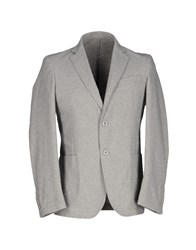 Roberto Pepe Blazers Light Grey