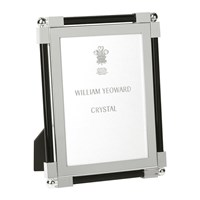 William Yeoward Classic Black Glass Photo Frame 5X7