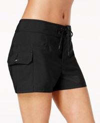 Jag Cargo Board Shorts Women's Swimsuit Black