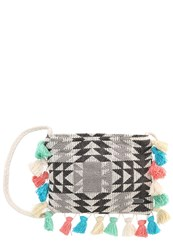 Roxy Silver Soul Across Body Bag Camel Multicoloured
