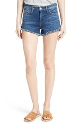 L'agence Women's The Perfect Fit Denim Shorts