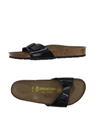 Birkenstock Footwear Slippers Women Black