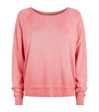 Denim And Supply Ralph Lauren Slouch Sweatshirt Female Pink