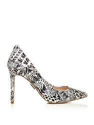 Moda In Pelle Cappi Stiletto High Heel Pointed Toe Court Shoes Multi Coloured