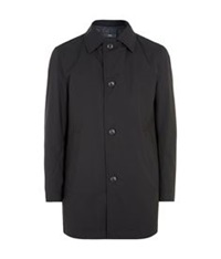 Boss Travel Raincoat Black