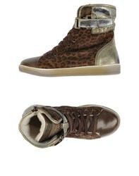Manas Design Manas Footwear High Tops And Trainers Women