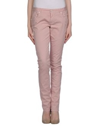Siviglia Denim Casual Pants Pink