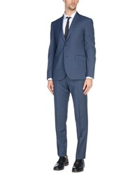 Nino Danieli Suits Dark Blue