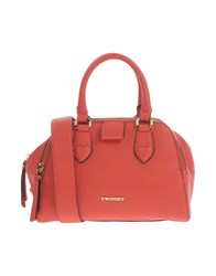 Twin Set Simona Barbieri Handbags Red