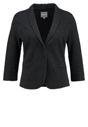 Betty And Co. Co Blazer Dark Grey Melange Anthracite