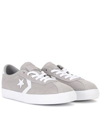 Converse Breakpoint Ox Suede Sneakers Grey