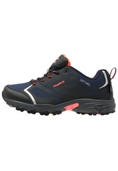 Kangaroos Hiking Shoes Navy Salmon Dark Blue