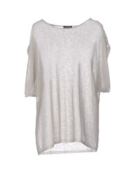 Anne Claire Anneclaire Sweaters Light Grey