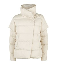 Max Mara Maxmara Weekend Finezza Puffer Jacket Female