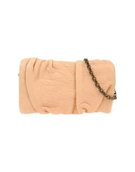 Abaco Small Leather Bags Coral
