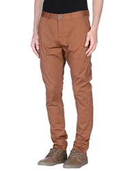 Dr. Denim Jeansmakers Casual Pants Brown