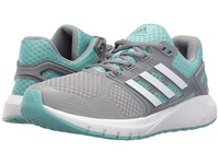 Adidas Duramo 8 Mid Grey Footwear White Easy Mint Women's Running Shoes Gray