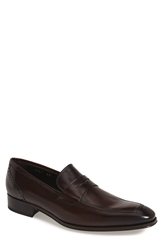 To Boot 'Moore' Penny Loafer Men Marrone