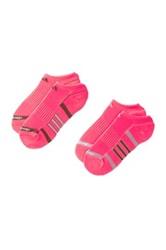 Adidas Performance Climalite Stripe Sock Pack Of 2 Red