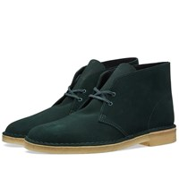 Clarks Originals Desert Boot Green