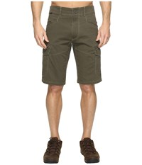 Kuhl Kourage Kargo Gun Metal Men's Shorts Gray