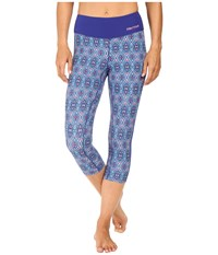 Marmot Lana Capris Arctic Navy Hudson Royal Night Women's Capri Blue