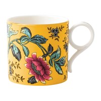 Wedgwood Wonderlust Large Mug Yellow Tonquin