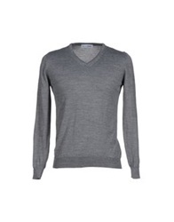 Lo Not Equal Sweaters Grey