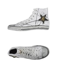 Happiness High Tops And Trainers Black
