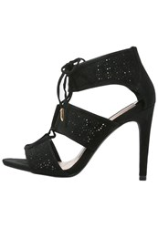 Dorothy Perkins Georgia High Heeled Sandals Black