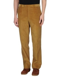 Massacri Casual Pants Maroon