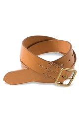 Red Wing Shoes Leather Belt Neutral English Bridle