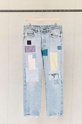 Urban Renewal Vintage Levi's Printed Patched Jean Assorted