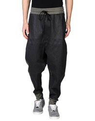 Lost And Found Lost And Found Casual Pants Steel Grey