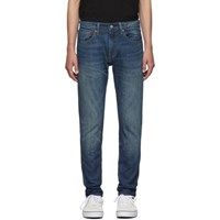 Levi's Levis Blue 512 Slim Taper Fit Jeans