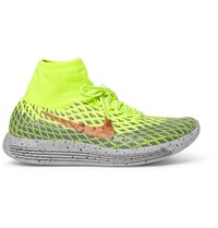 Nike Running Lunar Epic Flyknit Sneakers Yellow