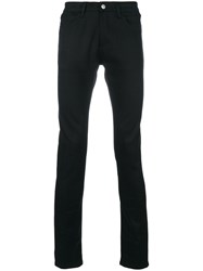 Alyx Slim Fit Trousers Cotton Polyurethane Black